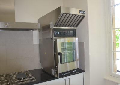 Valcuisines - cuisine semi-professionel en CDF décor blanc_M0113