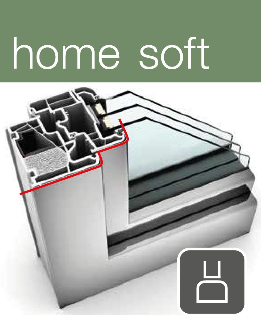 Internorm - design Home Soft