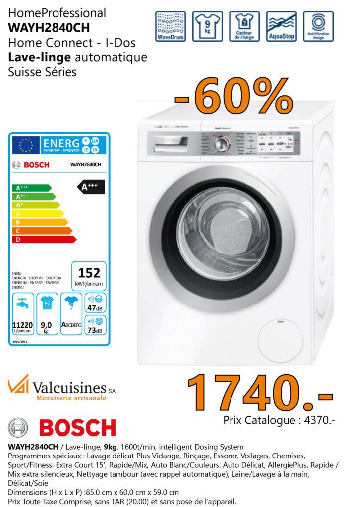 Valcuisines - Bosch_WAYH2840CH