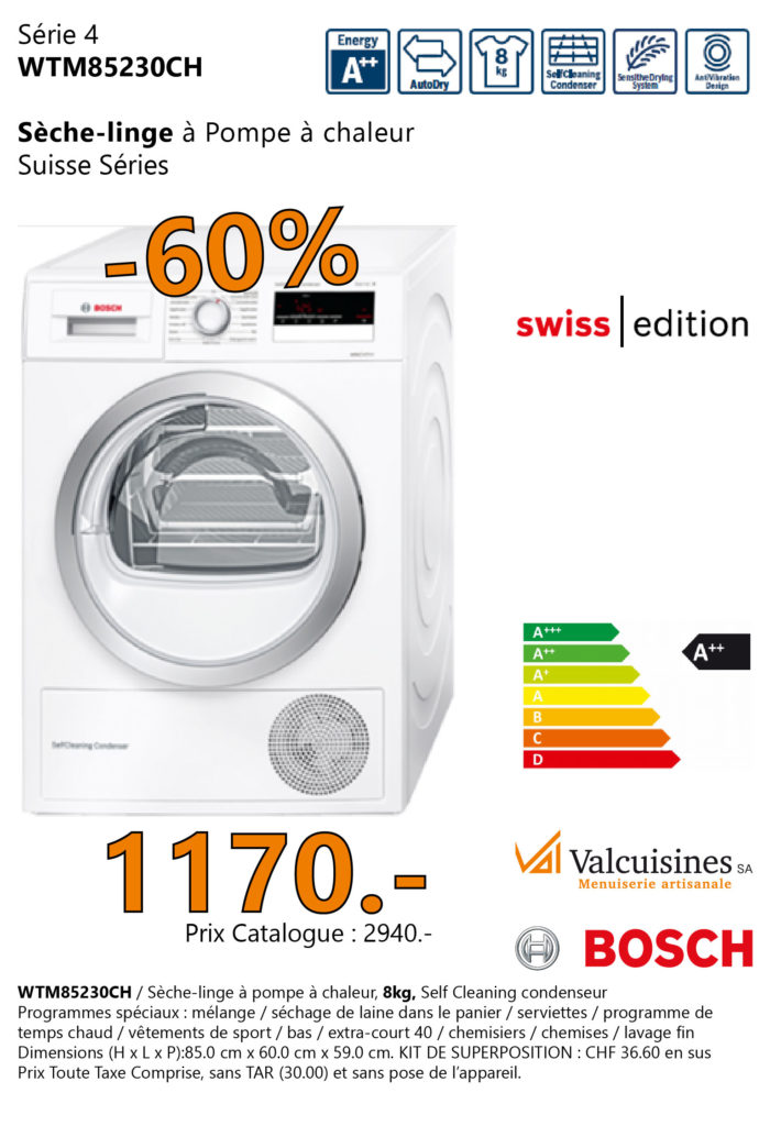 Valcuisines - Siemens_WTM85230CH