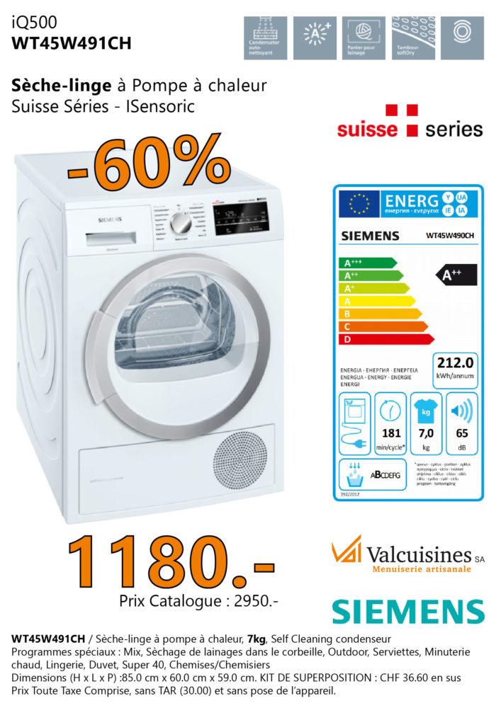 Valcuisines - Siemens_WT45W491CH