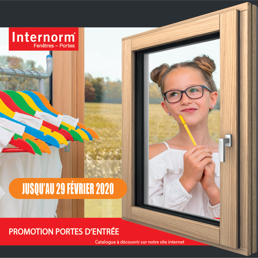 Promotion portes internorm_automne19-20 - offres