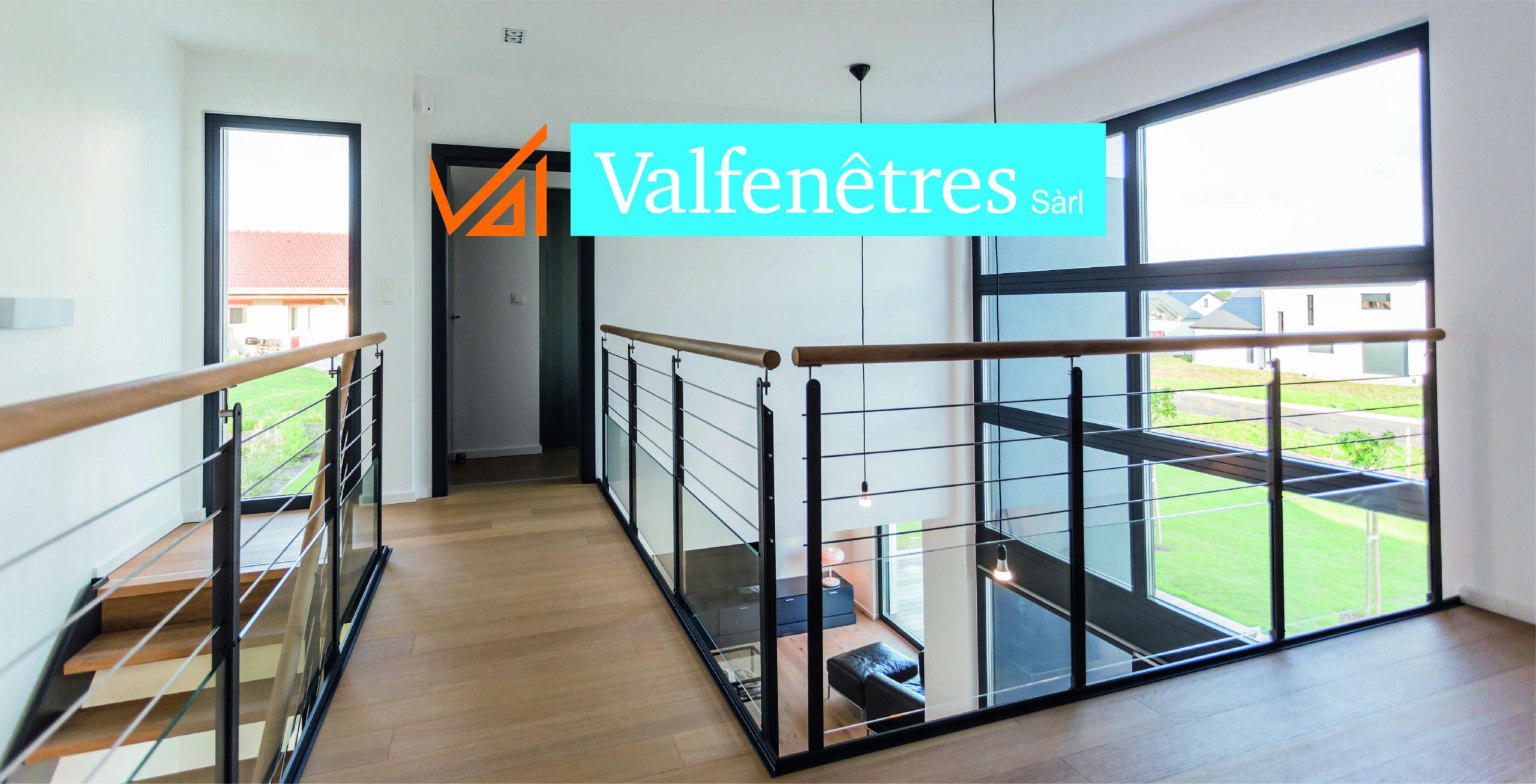 Valfenêtres Sàrl - Accueil